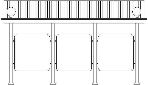 Gazebo in formato dwg per i tuoi disegni in ambiente cad: www.vomero.it/tecnica/blocchicad/ARREDAMENTO/GIARDINO/GAZEBO/cad02.asp
