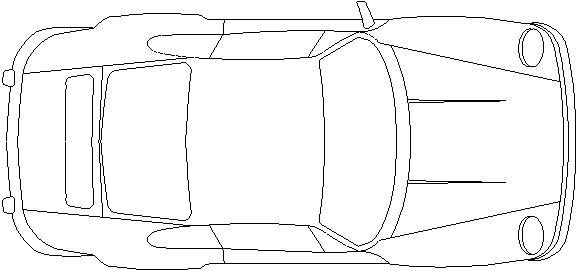 Blocchi autocad formato dwg o dxf autoveicolo auto camion moto for Blocchi autocad dwg