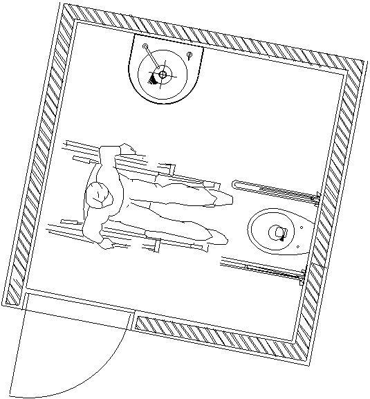 Blocchi autocad formato dwg bagno per handicappati - Blocchi cad bagno ...