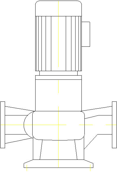 Blocchi autocad formato pompe idrauliche for Blocchi autocad dwg