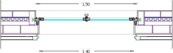 Pin blocchi cad in dwg 2d 3d on pinterest - Finestre dwg 2d ...